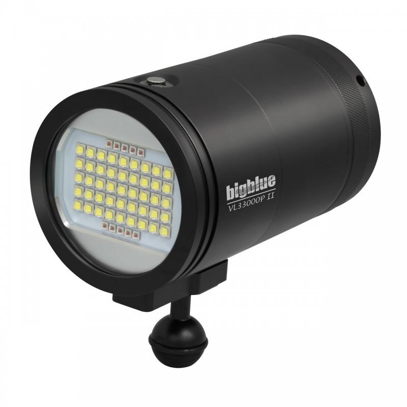 Lampe VL33000P II BigBlue avec valise de protection