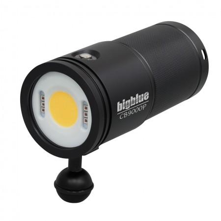 CB9000P Photo/video light 120° - CRI Ra 85 BigBlue