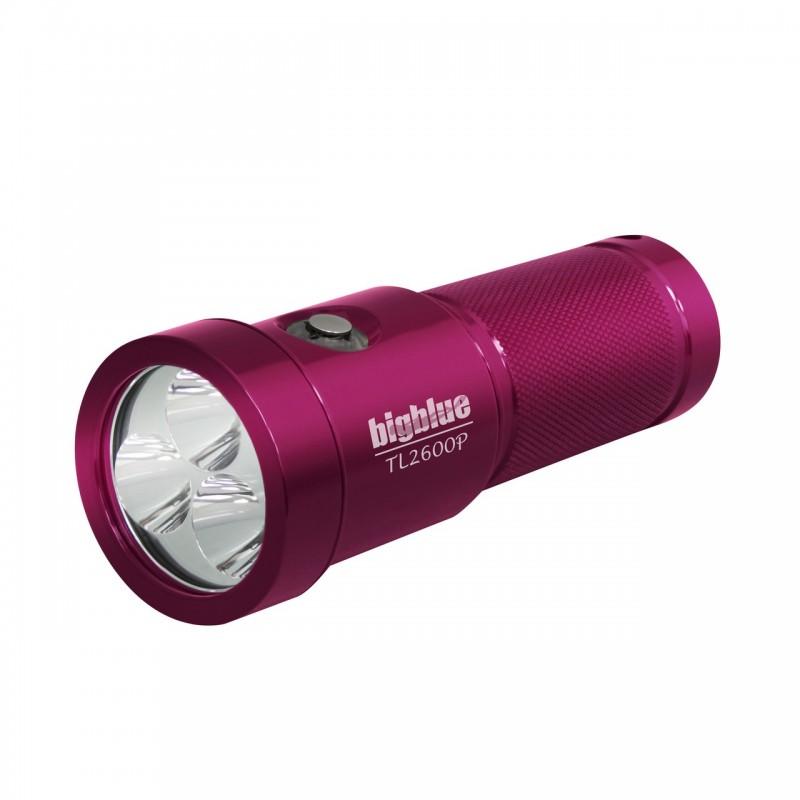 TL2600P Tech light 10° BigBlue pink