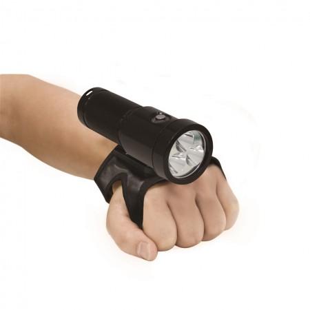 TL2600P Tech light 10° BigBlue with neoprene glove