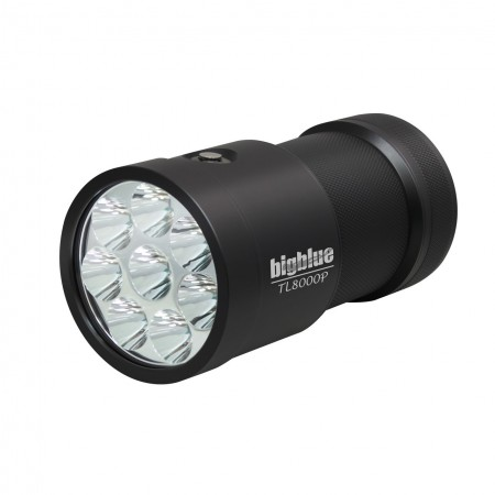 TL8000P Lampe d'exploration 10° BigBlue