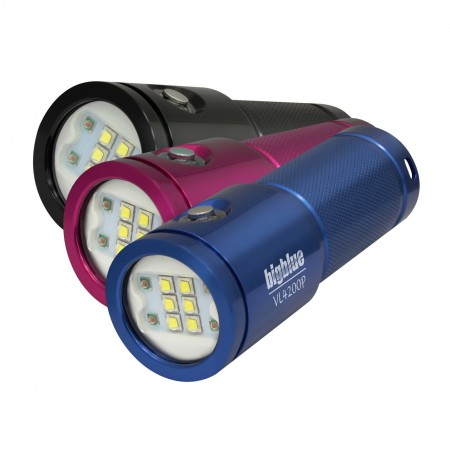VL4200P Photo/video light 120° BigBlue