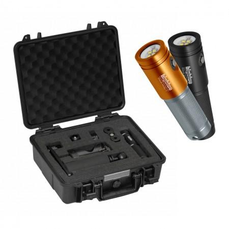AL2600XWP II, prot. case & single arm tray