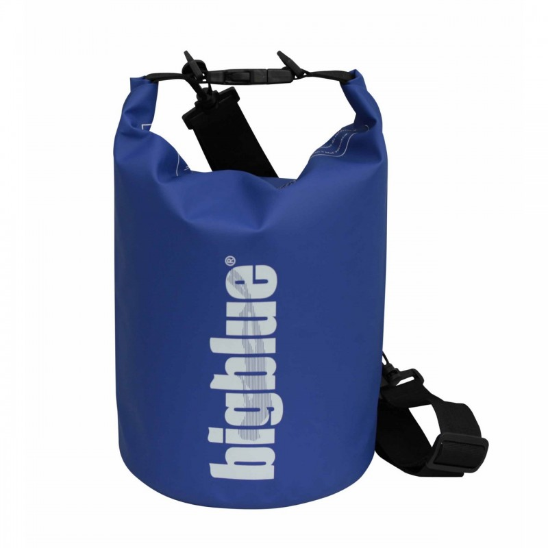 Outdoor Dry Bag 3 l (140 x 330 mm) BigBlue blue