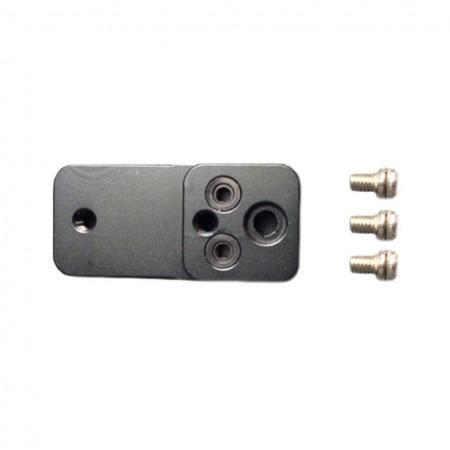 BigBlue dive light connector for goodman handle