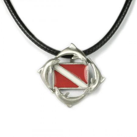 dauphin-de-plongee-collier-made-in-canada