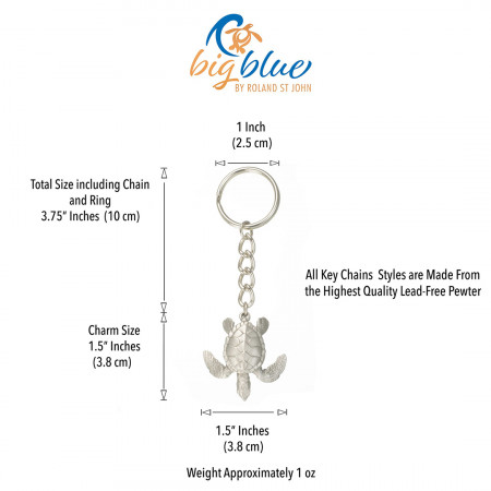 keychain-turtle-pewter-made-in-canada
