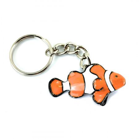 clown-fish-keychain-made-in-canada