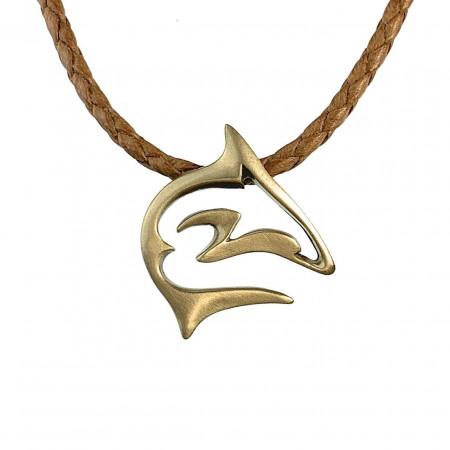 collier-requin-de-mer-bronze-made-in-canada