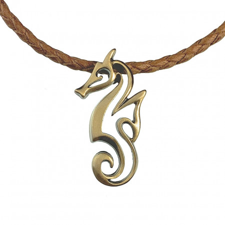 collier-hippocampe-bronze-made-in-canada