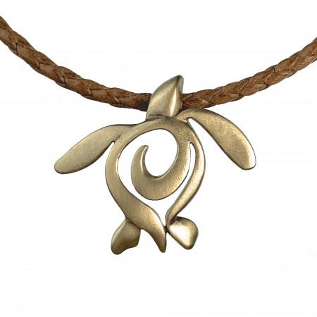 turtle-bronze-pendant-made-in-canada
