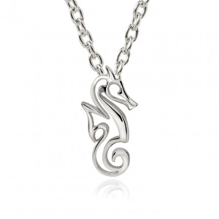 collier-argent-hippocampe-made-in-canada