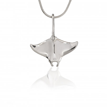 collier-argent-raie-made-in-canada