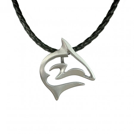 pendant-shark-pewter-made-in-canada