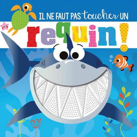 il-ne-faut-pas-toucher-un-requin-editions-soleil-livre-enfant