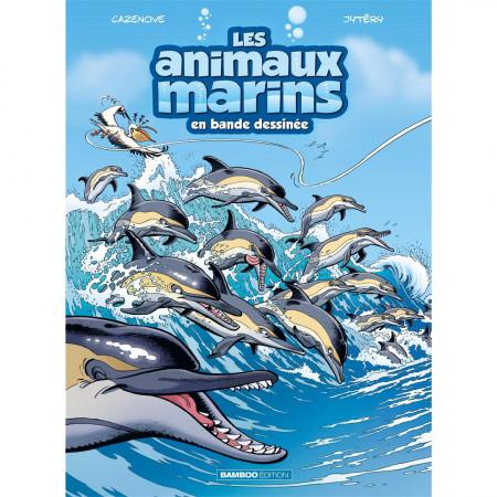 les-animaux-marins-en-bd-editions-bamboo-livre-enfant