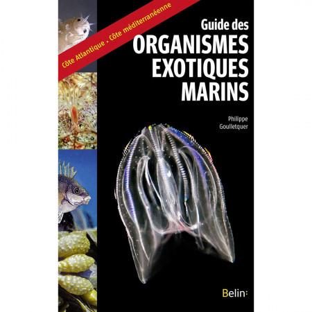 guide-organismes-exotiques-marins-editions-belin-livre-biologie