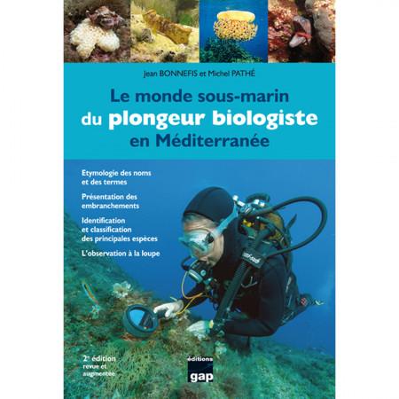 le-monde-sous-marin-du-plongeur-biologiste-mediterranee-editions-gap-livre-biologie