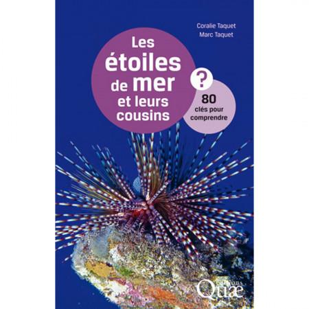 les-etoiles-de-mer-et-leurs-cousins-editions-quae-livre-biologie