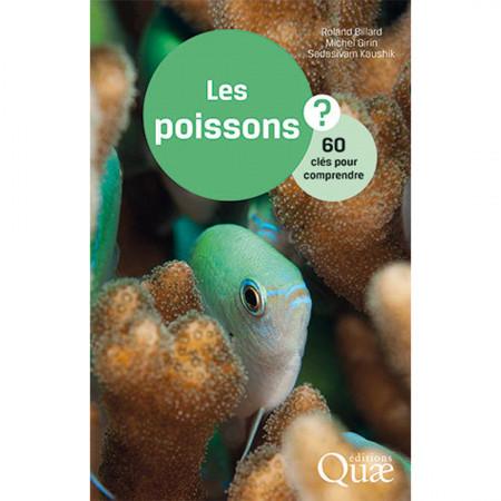 les-poissons-60-cles-pour-comprendre-editions-quae-livre-biologie