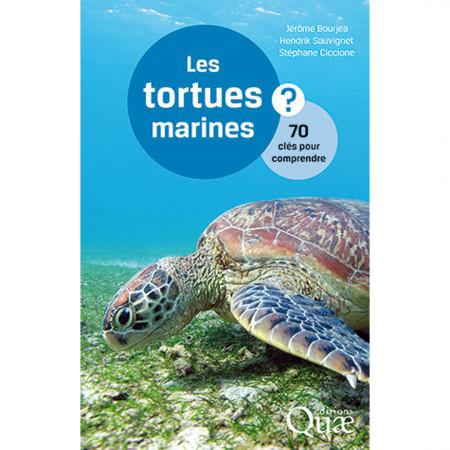 les-tortues-marines-70-cles-pour-comprendre-editions-quae-livre-biologie